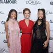 Cindy Levy Glamour Celebrates 2017 Women of the Year Awards - Arrivals