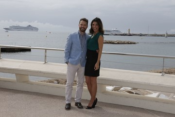 Cindy Sampson MIP TV 2016 In Cannes