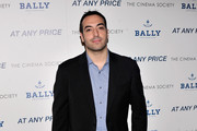 "Mohammed Al Turki attends the Cinema Society & Bally screening of Sony Pictures Classics' ""At Any Price"" at Landmark Sunshine Cinema on April 18, 2013 in New York City."