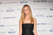 "Actress Heather Graham attends the Cinema Society & Bally screening of Sony Pictures Classics' ""At Any Price"" at Landmark Sunshine Cinema on April 18, 2013 in New York City."
