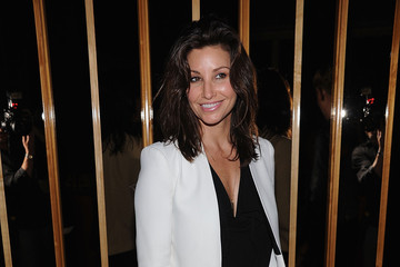 """Gina Gershon The Cinema Society And Calvin Klein Collection Host A Screening Of """"The Hunger Games"""" - After Party"""