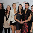 Rebecca Miller and Robin Wright Photos