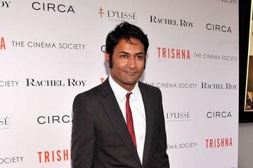 "Samrat Chakrabarti The Cinema Society With Rachel Roy & Circa Host A Screening Of ""Trishna"" - Inside Arrivals"