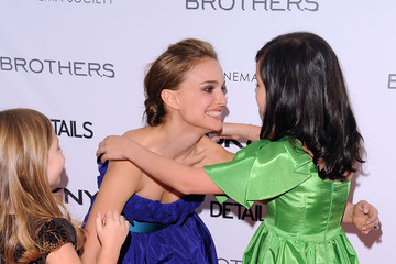 """Taylor Geare The Cinema Society Screening Of """"Brothers"""" - Arrivals"""