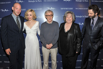 "Rachel McAdams Michael Sheen The Cinema Society & Thierry Mugler host a screening of ""Midnight in Paris"" - Arrivals"