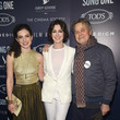Anne Hathaway and Jonathan Demme Photos