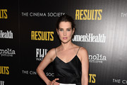 The Cinema Society With Women's Health & FIJI Water Host a Screening of 'Results'