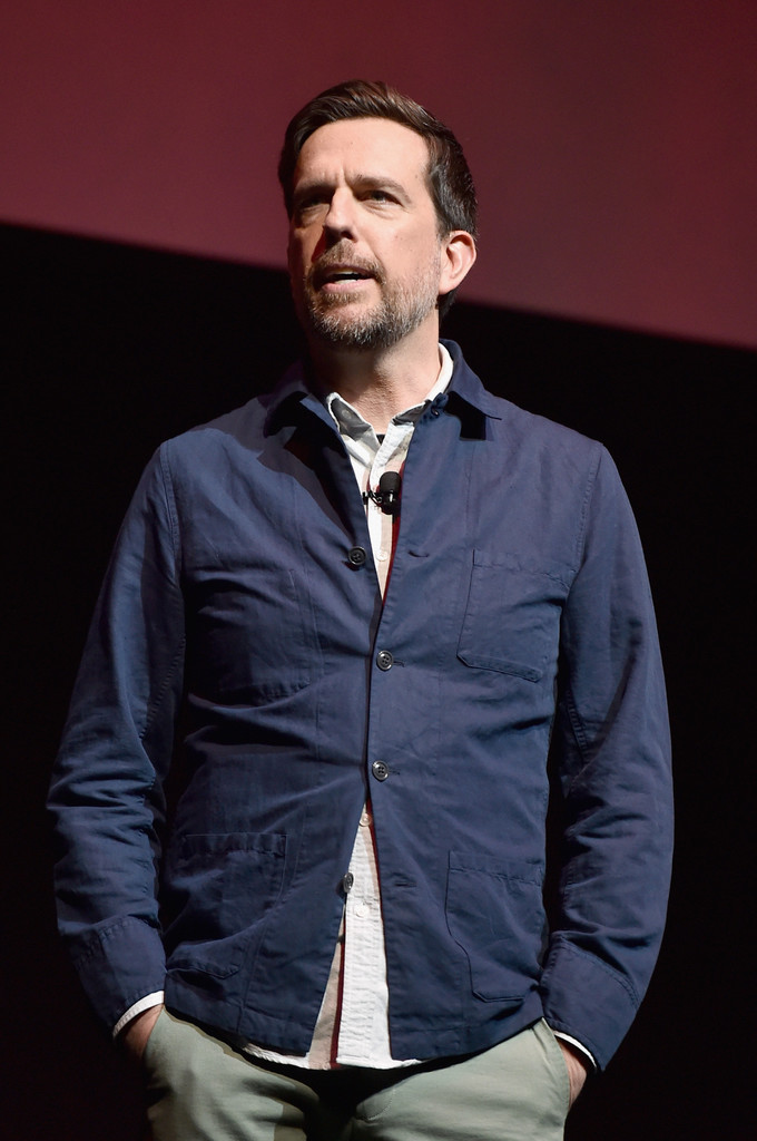 Ed Helms in CinemaCon 2017 - Warner Bros. Pictures Invites ...