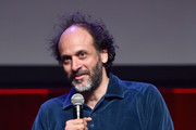 Director Luca Guadagnino speaks onstage during CinemaCon 2018- Amazon Studios: An Exciting New Year of Great Product for Cinemas Program at Caesars Palace during CinemaCon, the official convention of the National Association of Theatre Owners, on April 26, 2018 in Las Vegas, Nevada.