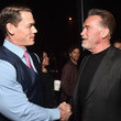 John Cena and Arnold Schwarzenegger Photos - 1 of 5