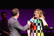 Kelly Clarkson and Adam Fogelson Photos - 1 of 6 Photo