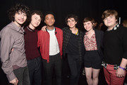 Finn Wolfhard and Jeremy Ray Taylor Photos Photo