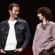 Bill Hader and Finn Wolfhard Photos - 1 of 3