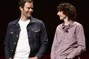 Bill Hader and Finn Wolfhard Photos - 1 of 3 Photo