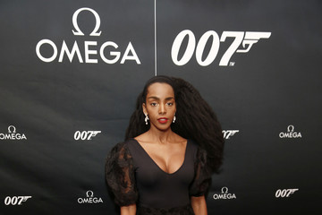 Cipriana Quann Omega Bond Watch Unveiling