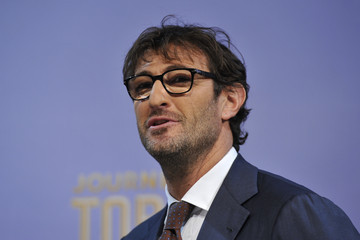 Ciro Ferrara UEFA and UEFA Europa League Quarter Final Draw