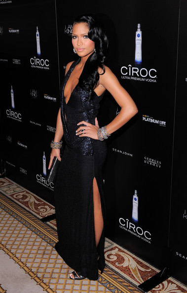 "Cassie Singer Cassie attends the Sean ""Diddy"" Combs' Birthday Celebration Presented by Ciroc Vodka at The Grand Ballroom at The Plaza Hotel on November 20, 2009 in New York City."