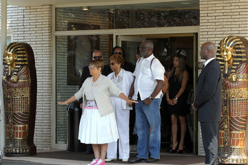 Cissy Houston Bobbi Kristina Brown Burial