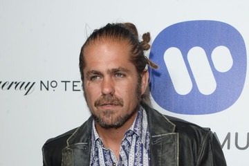 Citizen Cope Warner Music Group's Celebration For The 58th Annual Grammy Awards - Arrivals