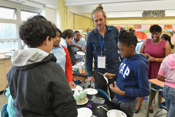 Citizen Cope White House's Turnaround Arts Program Launches in New York With Artists' Help