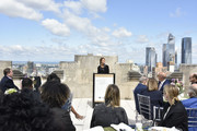 Sylvia Rhone speaks at the City Of Hope - Sylvia Rhone Spirit Of Life Kickoff Breakfast In New York on June 14, 2019 in New York City.