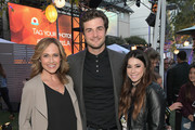 Nikki Deloach and Beau Mirchoff Photos Photo