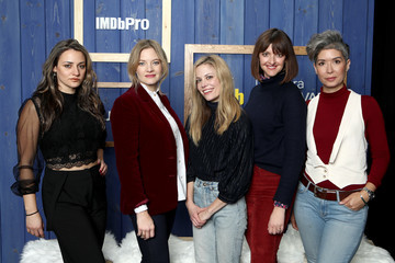 Claire Coffee Kate Chamuris The IMDb Studio At Acura Festival Village On Location At The 2020 Sundance Film Festival – Day 1