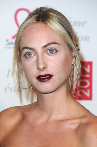 Claire Courtin-Clarins - Sidaction Gala Dinner 2012