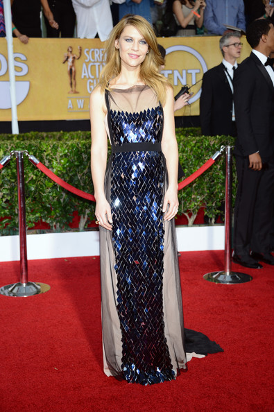Claire Danes - 20th Annual Screen Actors Guild Awards - Arrivals