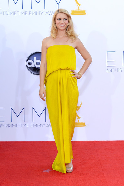 Claire Danes - 64th Annual Primetime Emmy Awards - Arrivals
