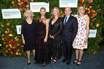 Claire Danes Jay Leno Hosts The 20th Anniversary Gala To Celebrate Hudson River Park - Arrivals