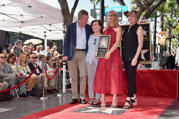 Claire Danes Claire Danes Honored With Star on the Hollywood Walk of Fame