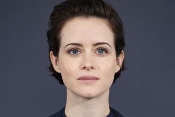 Claire Foy 'The Girl In The Spider's Web' Madrid Photocall