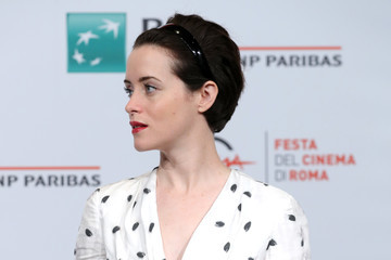 Claire Foy 'The Girl In The Spider's Web' Photocall - 13th Rome Film Fest