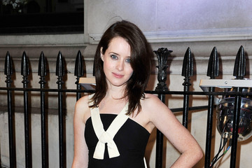 Claire Foy Arrivals at the BFI Gala Dinner