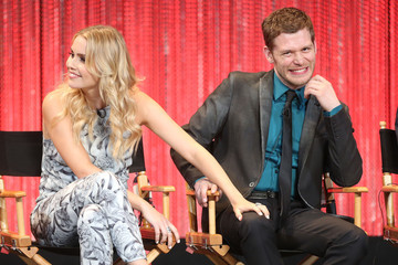 Claire Holt 'The Vampire Diaries' Honored at PaleyFest