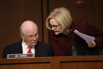 Claire McCaskill Senate Finance Committee Continues Markup of GOP Tax Reform Bill