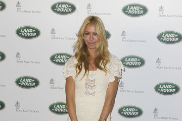 Claire Neate Range Rover - Global Reveal Event