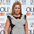 Claire Sweeney The Olivier Awards - Winners Room