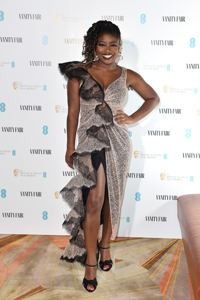 Vanity Fair EE Rising Star BAFTAs Pre Party - Red Carpet Arrivals