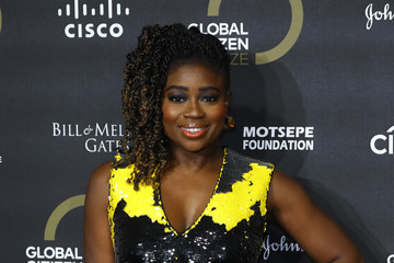 Clara Amfo 2019 Global Citizen Prize at The Royal Albert Hall - Red Carpet