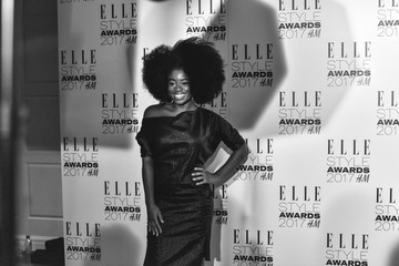 Clara Amfo Elle Style Awards 2017 - Red Carpet Arrivals