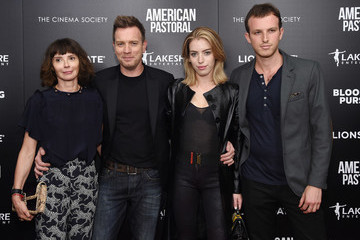 Clara Mathilde McGregor Lionsgate and Lakeshore Entertainment With Bloomberg Pursuits Host a Screening of 'American Pastoral' - Arrivals