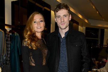 Clara Paget Gucci Celebrates 'The Bamboo' in London