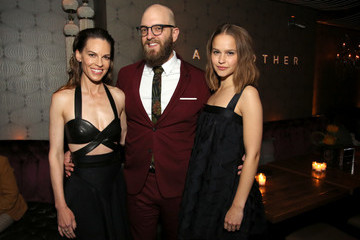 Clara Rugaard Netflix Hosts A Special Screening Of 'I Am Mother' Starring Hilary Swank And Clara Rugaard
