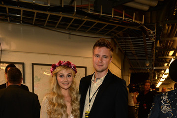 Clare Bowen and alex fasching