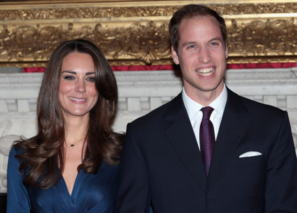 prince william and kate middleton engagement announcement kate middleton hair style. Prince William and Kate