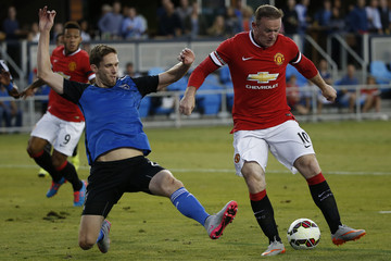 Clarence Goodson International Champions Cup 2015 - Manchester United v San Jose Earthquakes