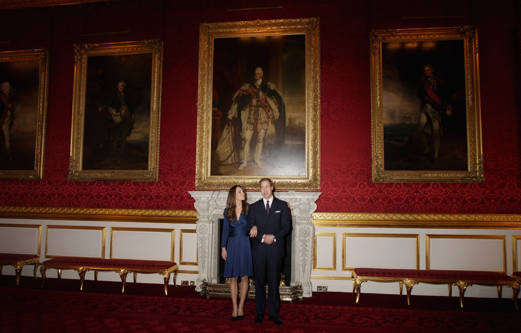Kate Middleton And Prince William Photos Photos Clarence
