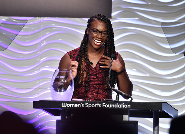 The Women's Sports Foundation's 40th Annual Salute To Women In Sports Awards Gala - Inside